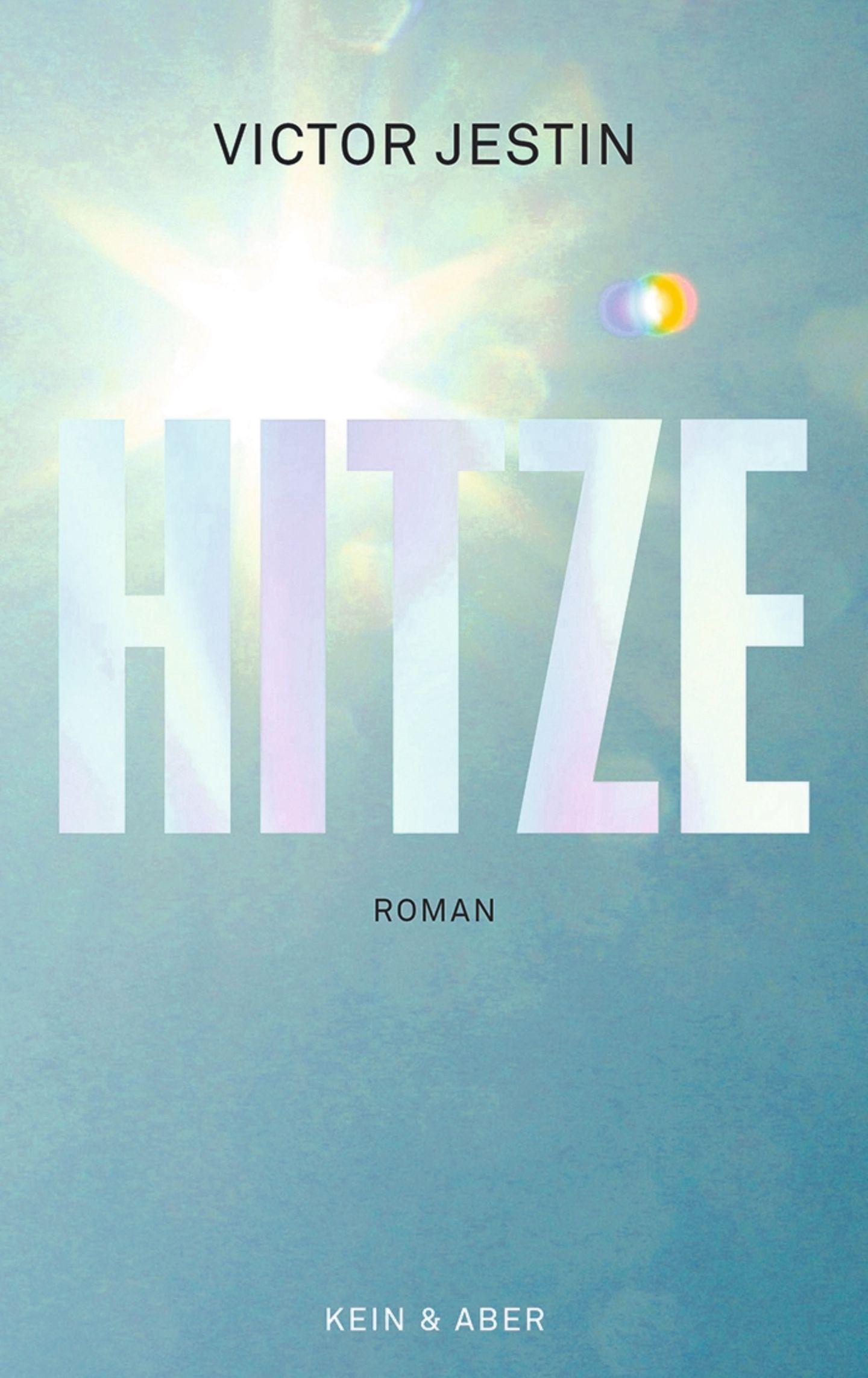 """Buchtipps der Redaktion: Buchcover """"Hitze"""""""