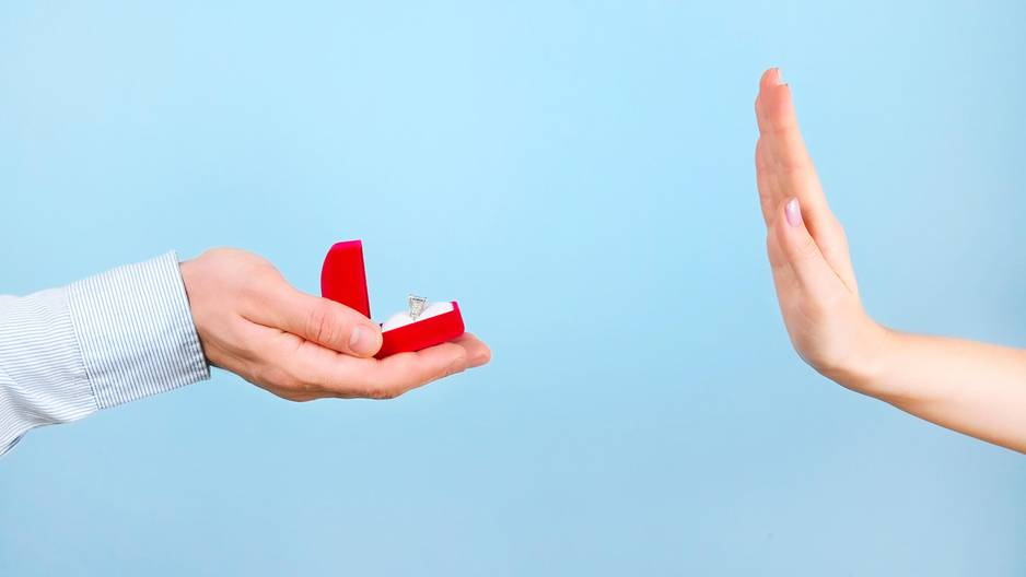 4 Sternzeichen, für die die Ehe nichts ist: Heiratsantrag