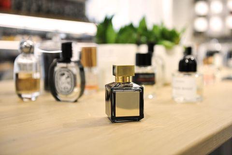 Parfümfehler im Sommer