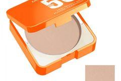 Beauty-Produkte mit LSF: Puder