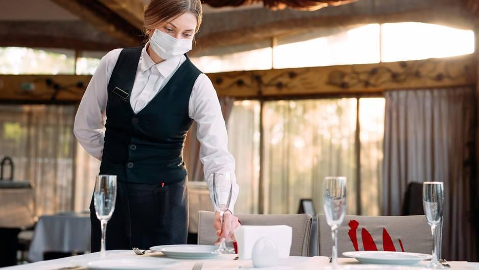 Restaurantbesuch trotz Coronavirus