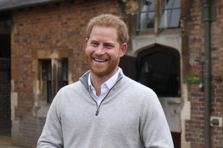 Prinz Harry: Brief an die Wohltätigkeitsorganisation, die auch Diana unterstütze