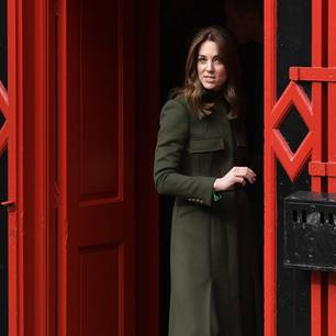 "Kate Middleton: Stress durch ""Megxit"""
