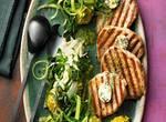 Minutensteaks mit Kartoffelsalat