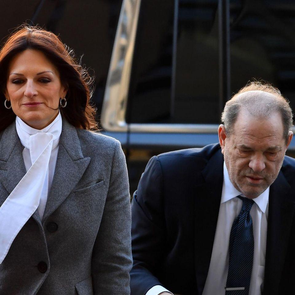 Donna Rotunno: Weinstein und Donna