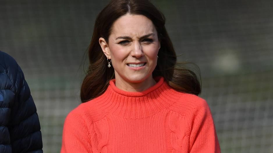 Kate Middleton: Kinder-Trick ihrer Mama bringt Rettung in der Krise