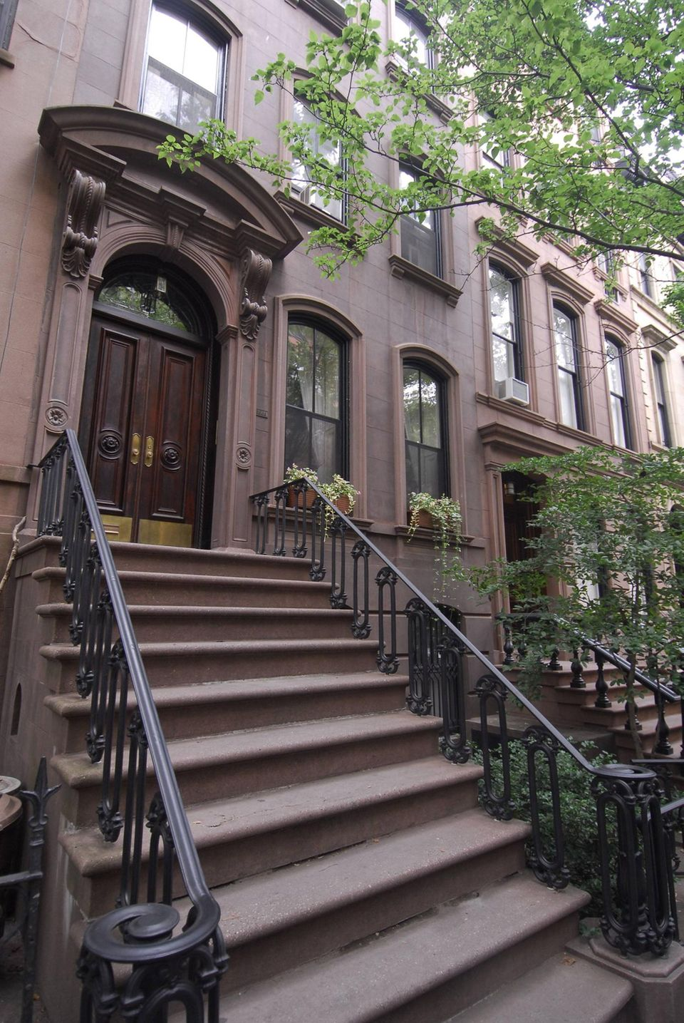 New York: Carrie Bradshaw Apartment