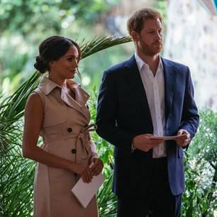 Royal-News: Herzogin Meghan + Prinz Harry: Nächster Dämpfer