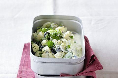 Griechischer Kartoffelsalat