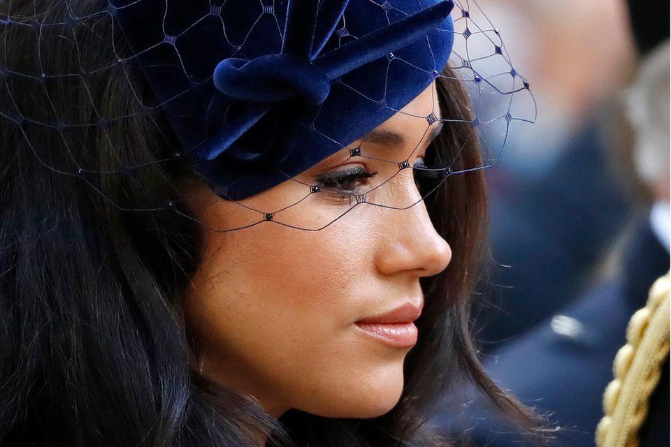 Herzogin Meghan: Bittere Enttäuschung über Kate und den Palast