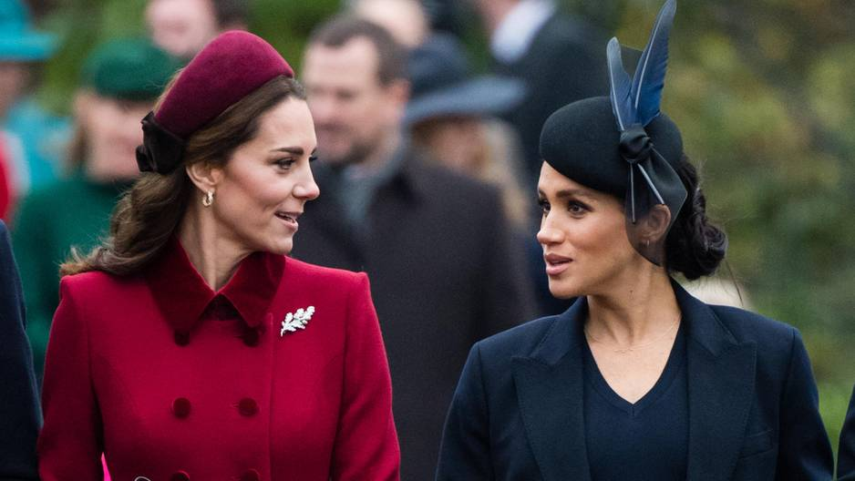 Herzogin Meghan: Sie ist enttäuscht vom königlichen Palast