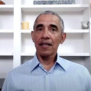 Obama dankt der jungen Generation