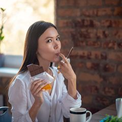 5 Lebensmittel gegen Stress