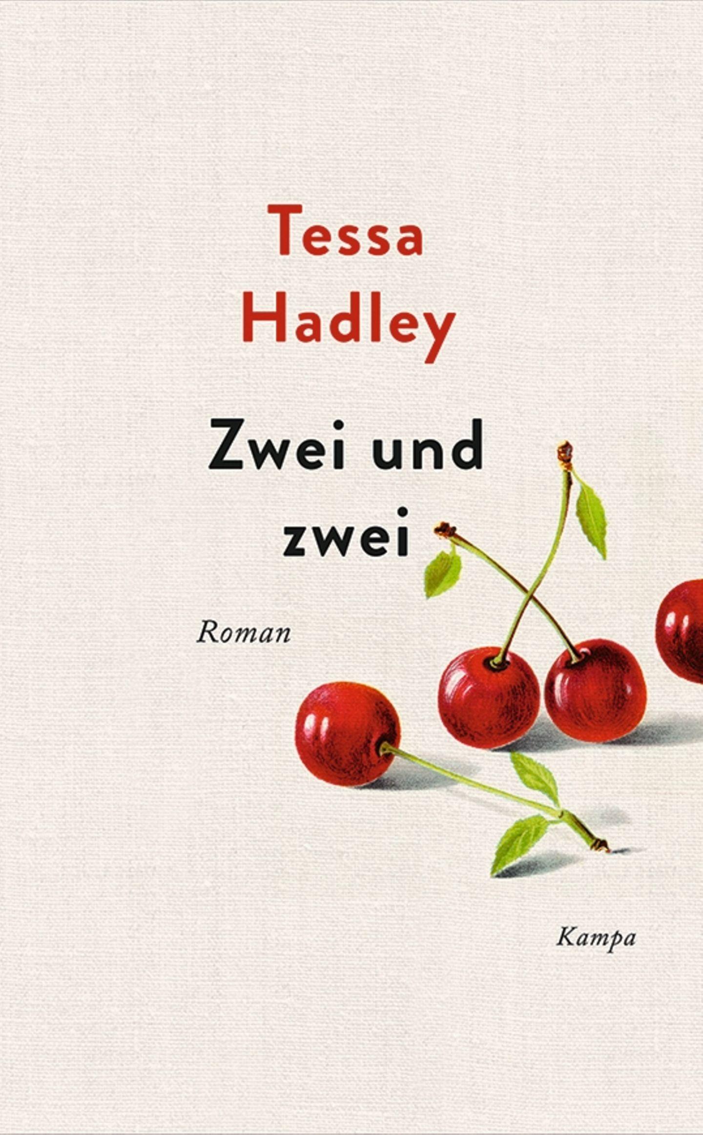 """Bücher für den Urlaub: Buchcover """"Zwei und zwei"""""""