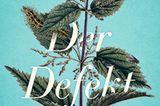 """Bücher für den Sommer: Buchcover """"Der Defekt"""""""