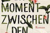 """Bücher für den Sommer: Buchcover """"Der Moment zwischen den Zeiten"""""""
