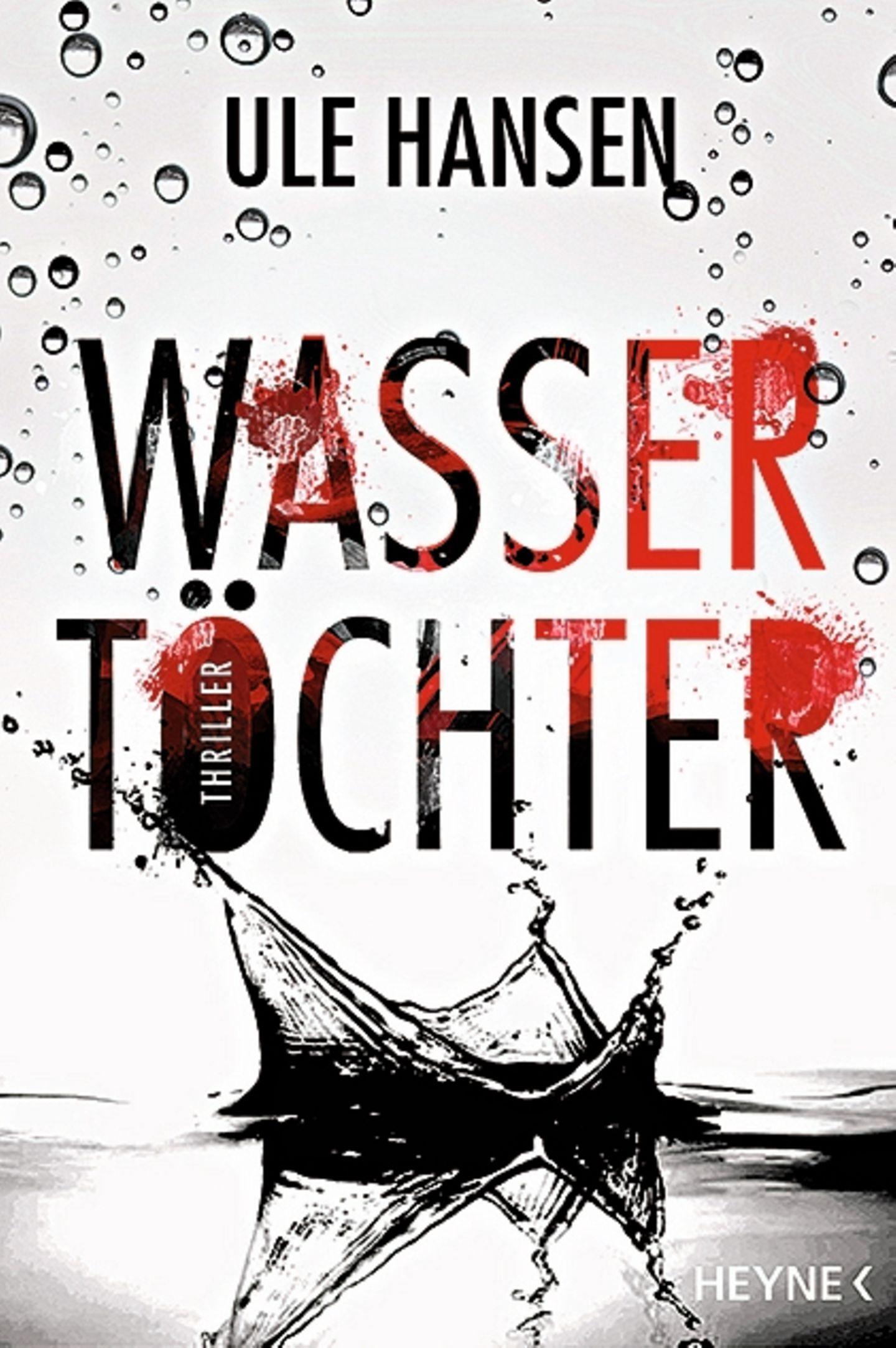 """Bücher für den Sommer: Buchcover """"Wassertöchter"""""""