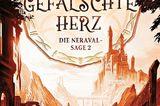 """Bücher für den Sommer: Buchcover """"Das gefälschte Herz"""""""