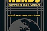 """Bücher für den Sommer: Buchcover """"Nerds retten die Welt"""""""