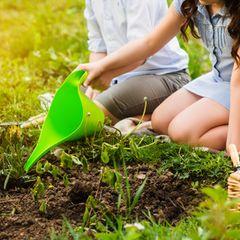 5 Tipps für Essig im Garten