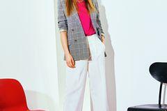 Kleidung kombinieren: Blazer und Hose