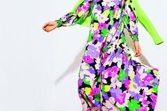 10 aktuelle Lieblingskombis: Kleid und Cardigan