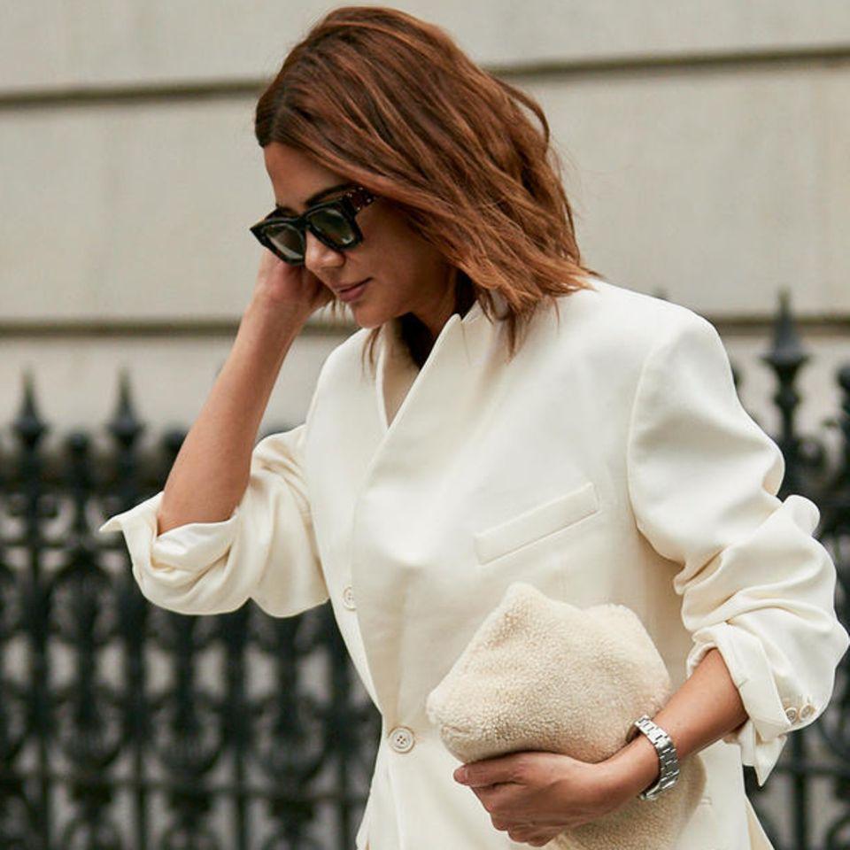 Sommermode 2020: So kombinierst du die Trendfarben Weiß und Beige
