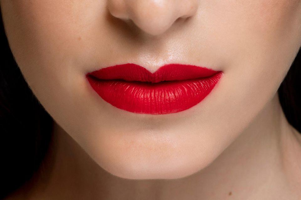 Lippenstift-Trends 2020: Ketchup Rot