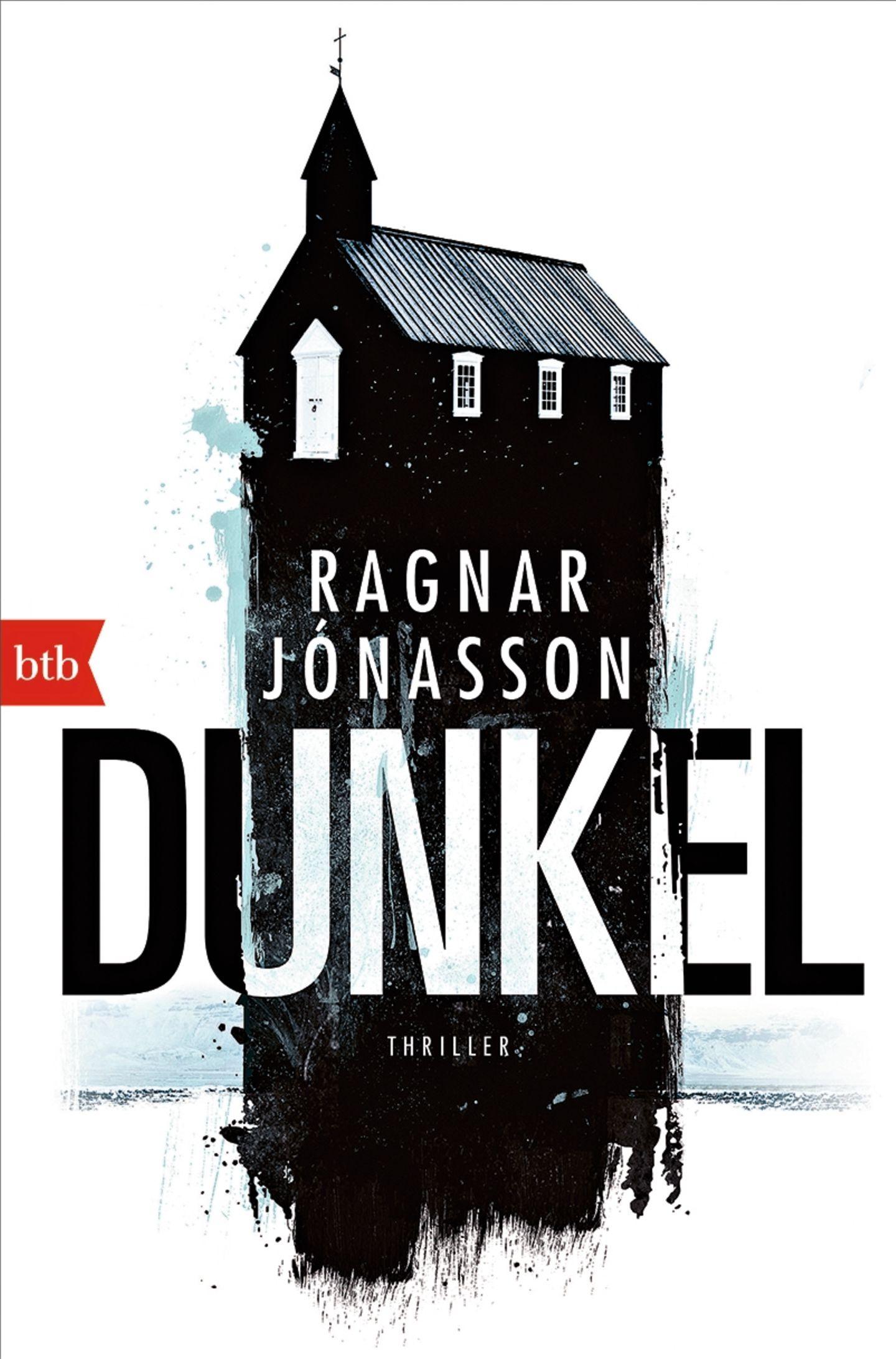 """Buchtipps der Redaktion: Buchcover """"Dunkel"""""""