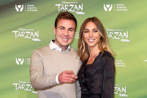 Ann-Katrhin und Mario Götze: Erstes Video von ihrem Baby