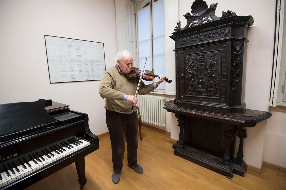 """Das Altenheim Casa Verdi in Mailand: """"Grazie, Giuseppe!"""""""