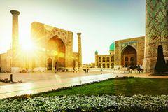 Usbekistan: Sehenswürdigkeit