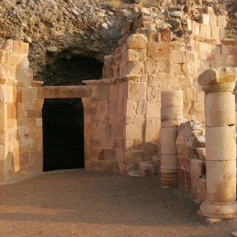 Sodom und Gomorra: Antike Ruinen