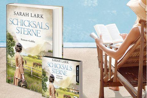 Gewinnspiel: Sommerzeit ist Lesezeit – jetzt Bücher für den Urlaub gewinnen