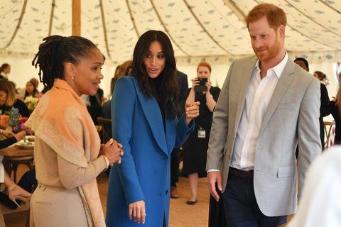 Prinz Harry: Einzug von Schwiegermutter bringt Veränderungen