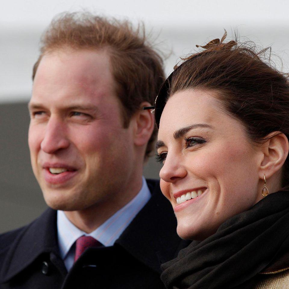 Prinz William: So tollpatschig war sein erster Kontakt mit Kate