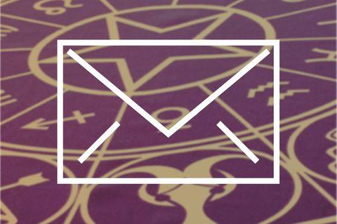 Bild für Astro-Newsletter