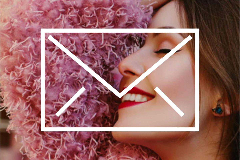 Bild für Mode-Newsletter