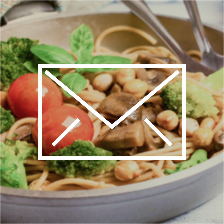 Bild für Schnelle Rezepte-Newsletter
