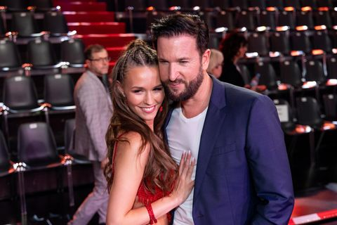 "Michael Wendler: ""Hot Love"" mit Laura Müller im Pool"