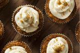 Backen ohne Zucker: Karottenmuffins