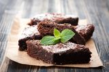 Backen ohne Zucker: Brownies