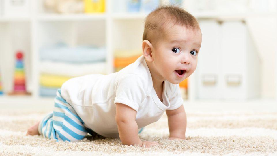 Kurz und gut: Babynamen mit vier Buchstaben