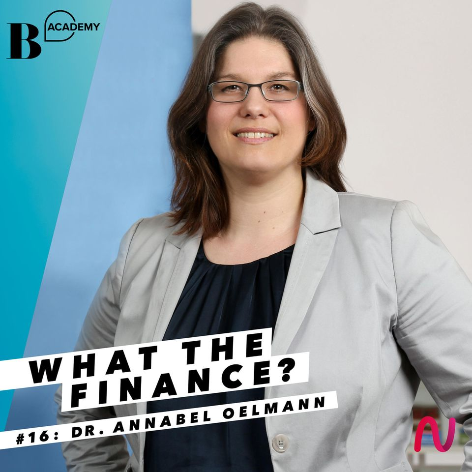 What The Finance: Annabel Oelmann