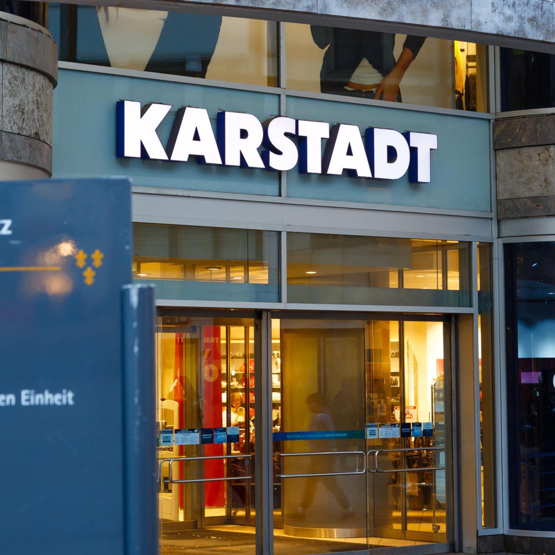 Karstadt: 62 Filialen müssen schließen