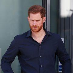 Prinz Harry: Ohne Meghan und Archie heimlich zurück in England?