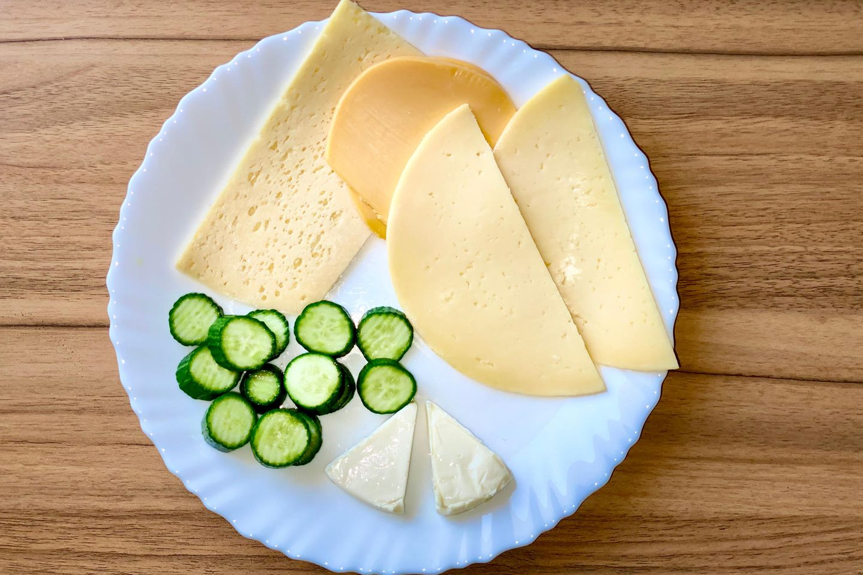 Rückruf: Käse-Sorten
