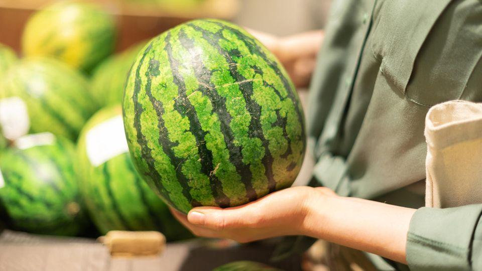 So erkennst du die perfekte Melone