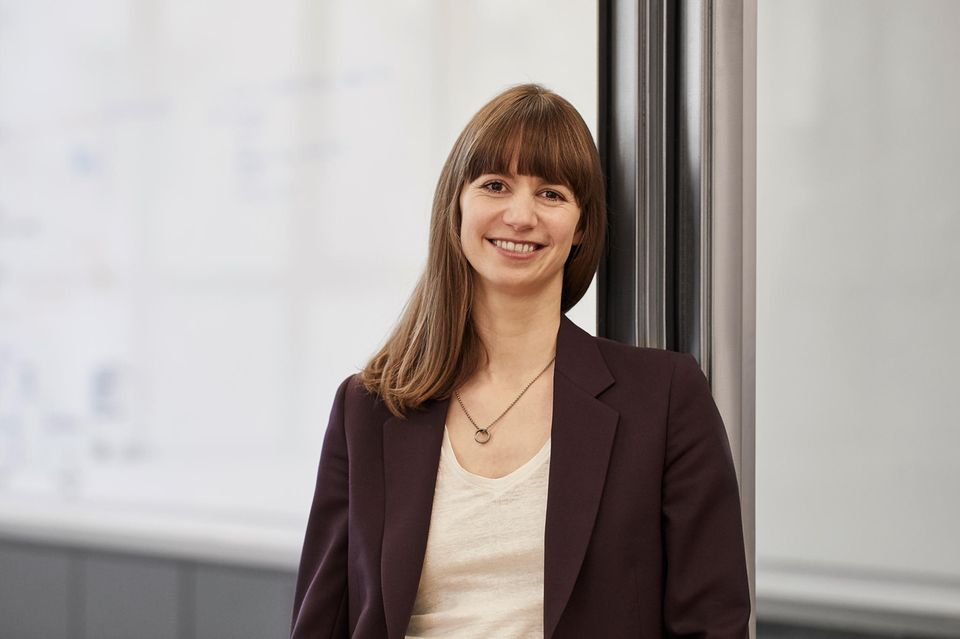 Studieren mit Fachabitur: Christine Mahrenholz