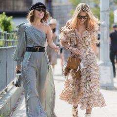 Kleider-Update: Streetstyle Kleider